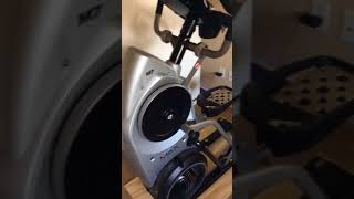 Bowflex MaxTrainer M3, M5 and M7 knocking sound solved..Different place