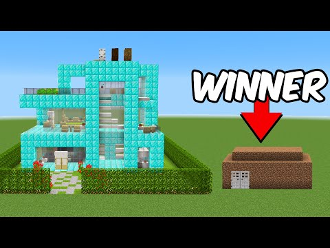 I Secretly Rigged A Minecraft Building Competition