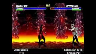 Video Speed (Brasil) vs Sebastian (Chile) - UMK3 Arcade - Online download MP3, 3GP, MP4, WEBM, AVI, FLV Oktober 2018