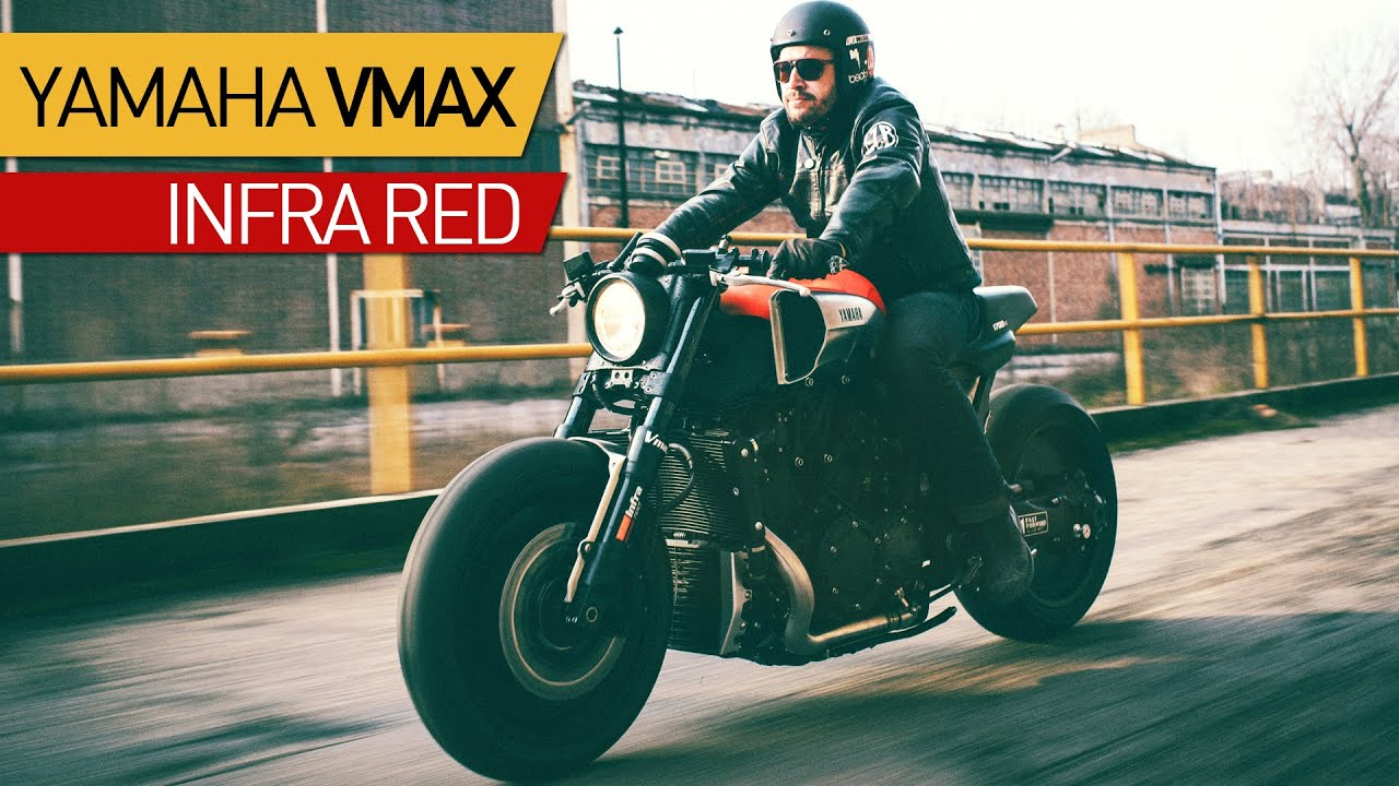 ▻ 2015 yamaha yard built vmax infrared - youtube