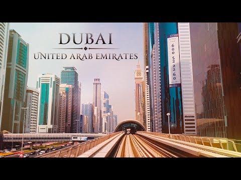 Дубай 2018, ролик из путешествия