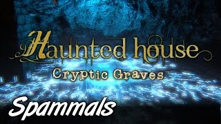 Haunted House: Cryptic Graves | Part 4 | MONSTERS CANT CLIMB LADDERS (Final)