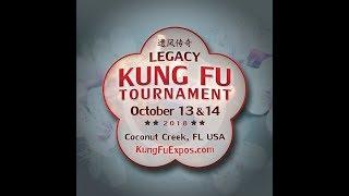 Legacy Kung Fu Tournament South Florida & Integrative Health Fair