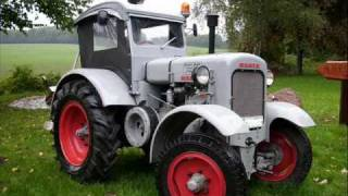 Deutz Oldtimer -Trecker Bilder - Deutz Fahr Song   -   Video...............Oeni