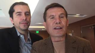 EPIC JULIO Cesar Chavez Sr keeping it 100 - esnews boxing