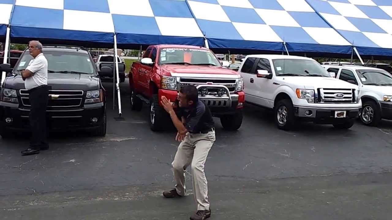 Getting Down With Low Prices Jud Kuhn Chevrolet YouTube - Jud kuhn chevrolet car show