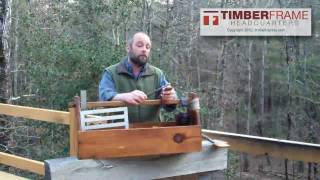 Timber Framing Tools - The Basic Hand Tools For Your Timber Frame Tool Box