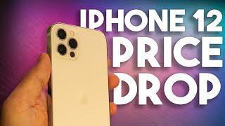 Apple iPhone 12 Price Drop In INDIA | iPhone 12 MADE IN INDIA🔥🇮🇳