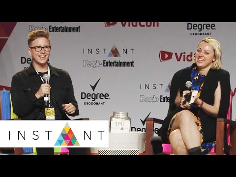 TYLER OAKLEY Breaks Down How He Makes YouTube Videos | Instant Exclusive | INSTANT