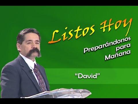 """""""David"""" Pr. José Vicente Rojas"""