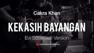 Cakra Khan - Kekasih Bayangan Female Key   Tanpa Vocal/Backing Track  