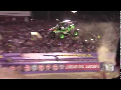 Grave Digger Can Fly! (Short Edition)