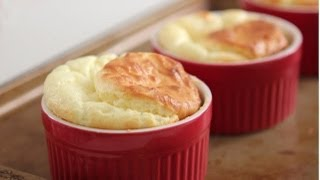 How to Make Classic French Cheese Soufflé