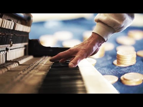 Hidden Treasure: a gold hoard found in a piano