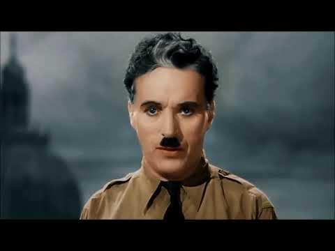 World&39;s Best Motivational Speech Ever By Charlie Chaplin 1940