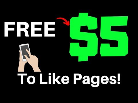 Make $5 Again & Again To Like Pages 👉 [Easy Online Jobs] ** WORLDWIDE **
