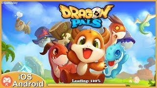 Dragon Pals Gameplay iOS Android Games