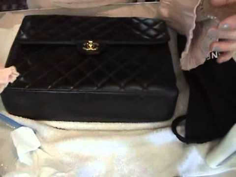 1fe5154efce6 How to Clean   Maintain your CHANEL Bag
