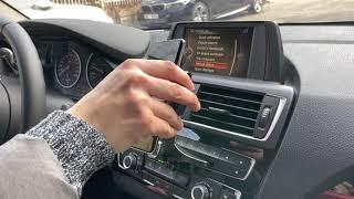카멜레온360 차량용 휴대폰 거치대 가제트 CD타입 원…