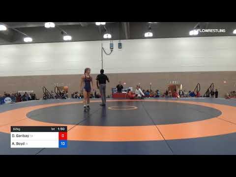 62 Kg Semifinal