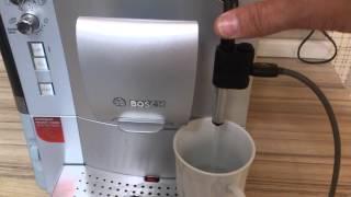 кофеварка Bosch TES 50221 ремонт