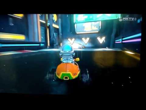 Mario Kart 8 Hacker