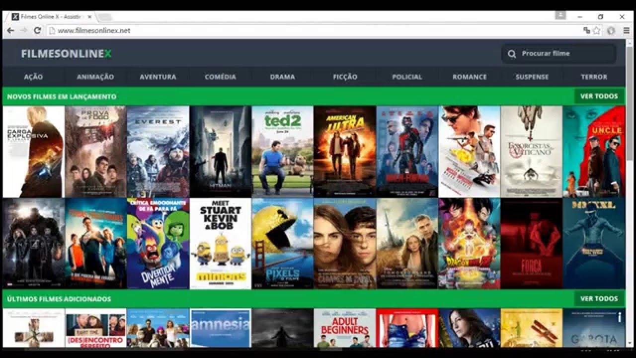 melhor site para assistir filmes
