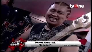 Power Metal - Bidadari | Radioshow