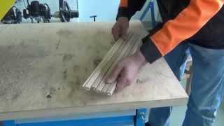 Набор фрез для изготовления шарнирного соединения (10595)