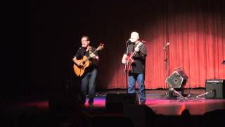 DALE ENNS and RICK HAMILTON Southern Man NEIL YOUNG Duo Semi Finals 2013