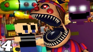 BALLOON BOY EATS PHONE GUYS CHILD! || Dayshift at Freddy's 2 (Five Nights at Freddys)