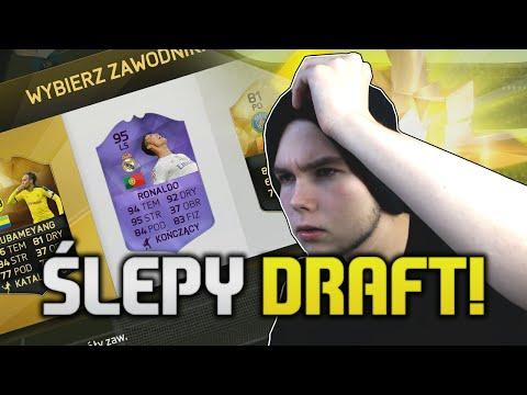 ŚLEPY DRAFT! - FIFA 16 Ultimate Team