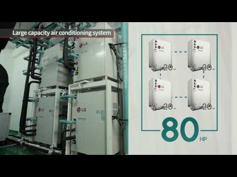 LG Air solution VRF Case study_China CCCC Fourth Harbor Engineering
