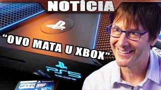SONY confirma que REVELARÁ especificações do PS5 AMANHÃ com seu arquiteto principal, Mark Cerny!