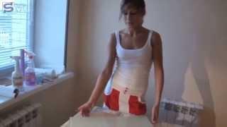 Тонирование стекла своими руками. Видеоурок(, 2014-04-01T09:00:02.000Z)
