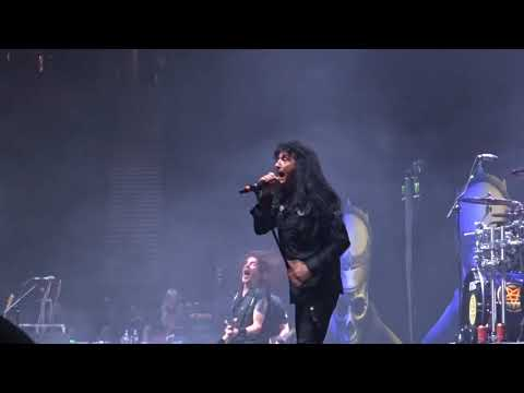 Anthrax-Be All, End All. Manchester Arena. 9th November 2018