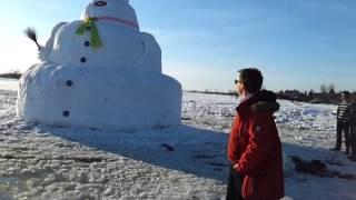 Sniego senis 2013