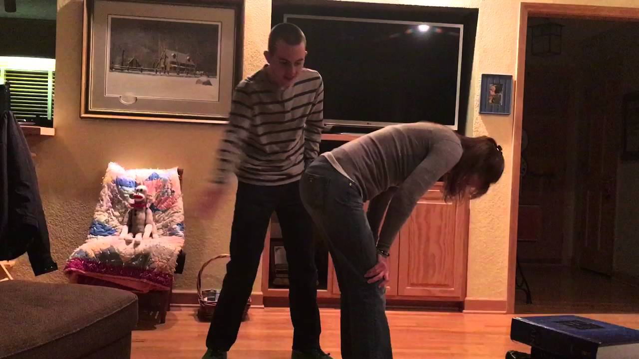 My Mom's Birthday Spankings - YouTube