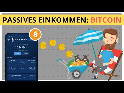 Passives Einkommen mit Krypto Lending? Nexo und crypto.com im Test