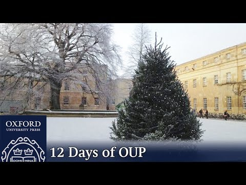 12 Days Of OUP | Oxford Academic