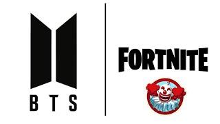 BTS vs Fortnite FANS..!