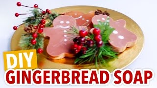 DIY Gingerbread Soap - HGTV Handmade