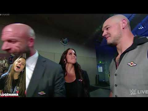 WWE Raw 9/24/18 Happy Birthday Stephanie McMahon