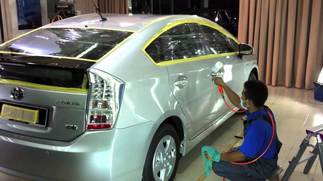 g guard car polish detailing coating malaysia toyota prius kuala lumpur youtube. Black Bedroom Furniture Sets. Home Design Ideas