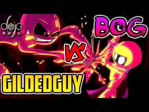 Gildedguy Vs Bog (by GildedGuy)