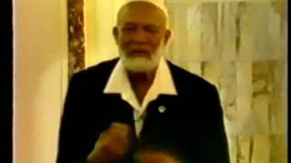 Christian Guests In Your Mosque - Sheikh Ahmed Deedat