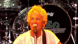 """REO Speedwagon """"Time For Me To Fly"""" (Live at Moondance Jam)"""
