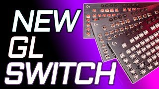 Logitech's New GL Switch Comparison and Sound Test