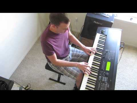 how to play thinking out loud on piano