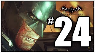 Batman Arkham Knight Walkthrough Part 24 - MIND OF A MAD MAN - [Arkham Knight Gameplay 1080p PS4]